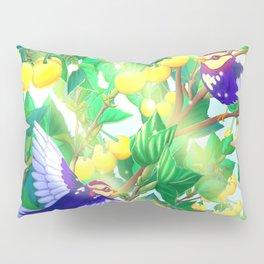 The seasons | Summer birds Pillow Sham