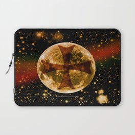 A Templar Night 003 Laptop Sleeve