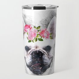 Frenchie Bulldog Travel Mug