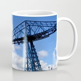 Middlesbrough Transporter Bridge Coffee Mug