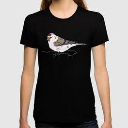 Artic Redpoll - Snösiska T-shirt
