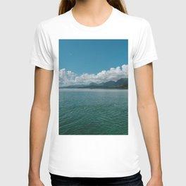 Hawaiian View T-shirt
