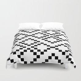 Monocrom pattern Duvet Cover