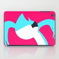 regular show iPad Cases featuring Mordecai - Regular Show by Rey~
