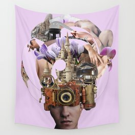 Desire Machines Wall Tapestry