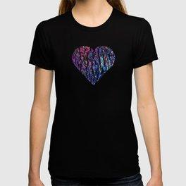 Afantasy Abstraction of Tree Bark T-shirt