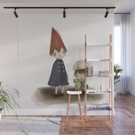 Wirt and Greg  Wall Mural