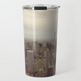 Manhattan Morning Travel Mug