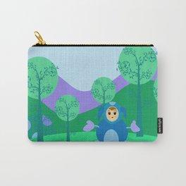 Kawai Hug Carry-All Pouch