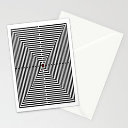 Labyrinth II Stationery Cards