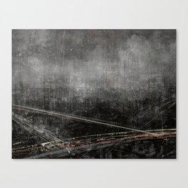 Streets Canvas Print