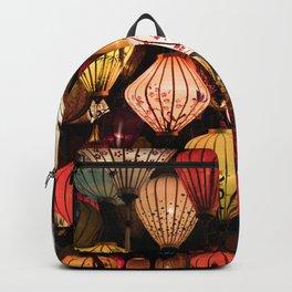 Lanterns of Hoi An, Vietnam VIII Backpack