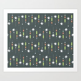 twinkle twinkle little snow Art Print