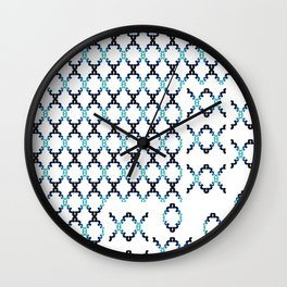 missing curls Wall Clock