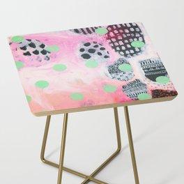 Birthday Side Table