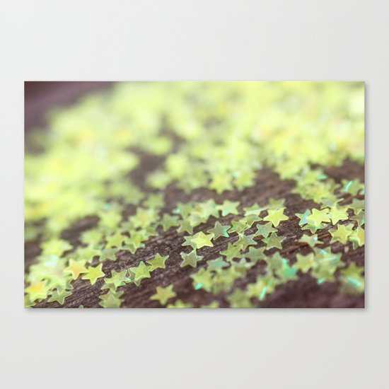 Scatter Your Wishes Canvas Print