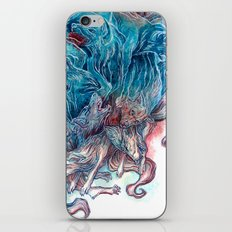What Me Worry, I Never Do iPhone & iPod Skin