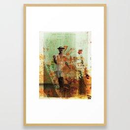 Juarez Framed Art Print