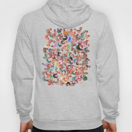 Chicken mess Hoody