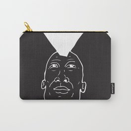 Enlightened Man Carry-All Pouch