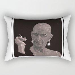 #denisohare #liztaylor #ahs #art #digitalart #fanart #hotel #ahshotel Rectangular Pillow
