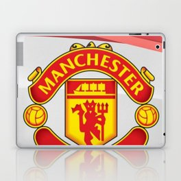 Manchester United Laptop & iPad Skin
