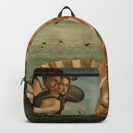 Sandro Botticelli - La nascita di Venere Backpack