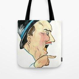 Haa! Tote Bag