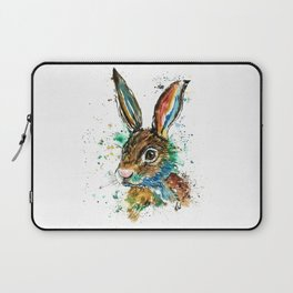 Bunny Rabbit - Real Bunny Laptop Sleeve