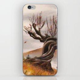 Autumnal magic... iPhone Skin