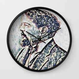 Claude Debussy (1862 – 1918) digital Wall Clock
