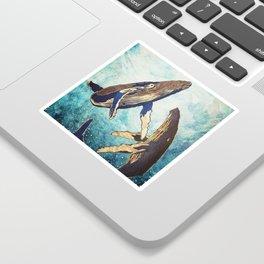 Ascension Sticker