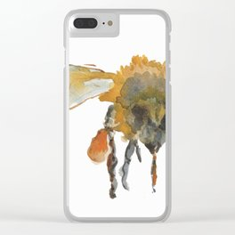 Bee3 Clear iPhone Case