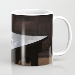 A Thinking Man's Game Fort Stanton New Mexico Coffee Mug