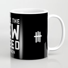We Are The New Breed Coffee Mug