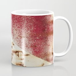 RUST RED Coffee Mug