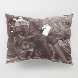 Portrait of Oscar Wilde (1882) Pillow Sham