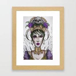 Love Jest Framed Art Print