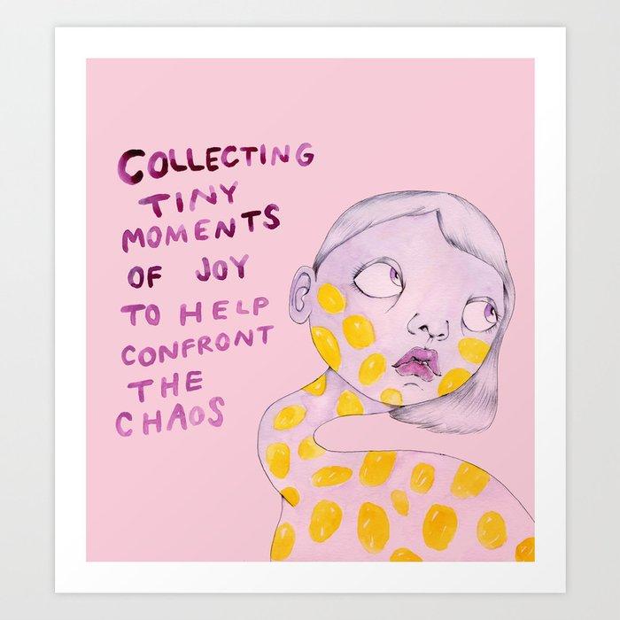 chaos Kunstdrucke