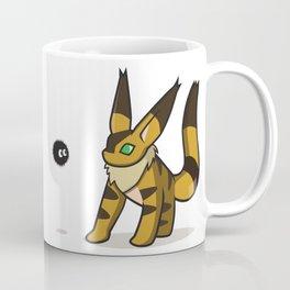 Teto meets Soot sprite Coffee Mug