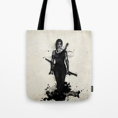 Onna Bugeisha Tote Bag