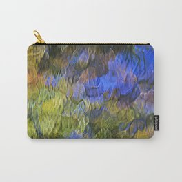 Mosaic Abstract Art Carry-All Pouch