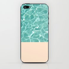 Pool iPhone & iPod Skin