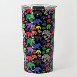 Nintendo 64 Flock of Controllers Travel Mug