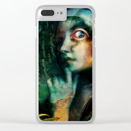 Trepanation, please Clear iPhone Case