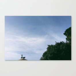 Rome / Vittoriano Canvas Print