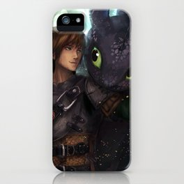 Inseparable iPhone Case