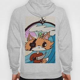 Pirate fox Hoody