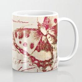 red winged Coffee Mug