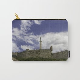 Victor in the sky Carry-All Pouch